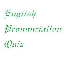 【English 英語 発音 Pronunciation】